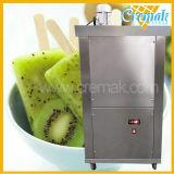 Máquina de hacer comerciales de paleta Popsicle Maker máquina helado de la máquina para la venta
