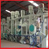 30-150 Tonnen-Tag kombiniertes integrierter Reis-Prägegerät