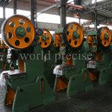 Máquina de carimbo do metal de folha da máquina de perfuração do furo da imprensa de potência mecânica da série J23