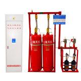 Sistema de supresión de fuego del precio bajo 5.6MPa FM200 para la difusión y el edificio de la TV