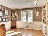 現代美しい指の接合箇所木デザイン壁パネルの装飾的な壁羽目板の内部