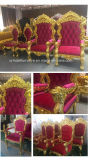 Presidenza della regina della sede di amore per la cerimonia nuziale/banchetto/hotel/ristorante/Corridoio/evento