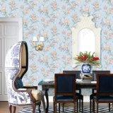 Papier peint gaufré classique Décoration florale