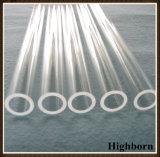 De transparante Gesmolten Aangepaste UV Blokkerende Pijp van het Glas van het Kwarts