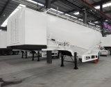 반 30cbm 분말 물자 트럭 트레일러 수송 부피 시멘트