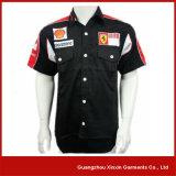 Camice della corsa della squadra di pozzo di motocross degli uomini su ordinazione personalizzati di sublimazione (S07)