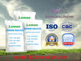Merk 98.5% van Loman het Sulfaat van het Barium Baso4