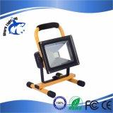20W proiettore ricaricabile del lavoro del Portable LED