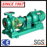 Pompe ouverte de pulpe de turbine de centrifugeur chimique horizontal pour la pulpe de papier