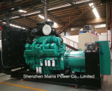 1100kVA gerador Diesel Cummins Classificação espera 880kw Geração Diesel Cummins