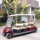 8-местный Go Kart аккумуляторной батареи