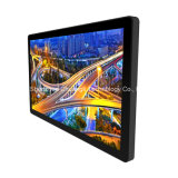 """China 32 Industrial """" Monitor de tela plana de estrutura aberta Visor sensível ao toque"""
