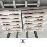 Natürlicher beige Travertin/Kalkstein/Sandstein für Spalte-Schwellbalken-Wand-Umhüllung