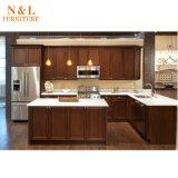 Modules de cuisine neufs en bois solide de modèle