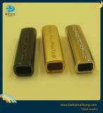 단화를 위한 졸라매는 끈 걸쇠 마개를 위한 아연 합금 금속 코드 끝