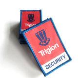 A Praça Vermelha personalizado de ferro de Velcro em tecidos de Badge