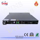 transmissor ótico 1*3/1*5/1*7/1*10dB/2*3/2*5/2*7/2*9/2*10dB Jdsu Ortel da fibra externa da modulação 1550nm