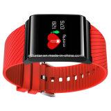 Passometerの血圧の腕時計のスポーツのリスト・ストラップの心拍数の追跡者のスマートなブレスレット
