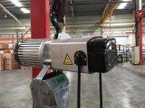 Guindaste de corrente elétrica 2ton, tipo de gancho de suspensão Guindaste de corrente elétrico