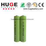 De taille AAA 1,2 V 800mAh Batterie Ni-MH