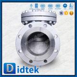 BS1868 Didtek atornillados los extremos de la brida Válvula de retención del capot