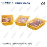 Máquina de empacotamento Multi-Function do mapa da embalagem da bandeja da carne da fatia do bife da carne