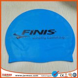 Logotipo feito sob encomenda tampão de natação relativo à promoção impresso do silicone