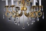 De grote Ontworpen Decoratieve Verlichting van de Kroonluchter van het Kristal