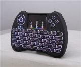 I9 цветастые клавиатуры мыши воздуха Backlight 2.4G беспроволочные