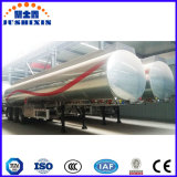 45000liters Light-Duty Vloeibare Tanker van de Legering van het Aluminium
