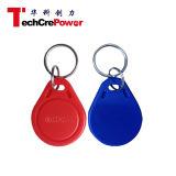 5577 Dual-Frequency T+S50 Carte à puce Access Control Key Fob de proximité RFID