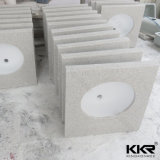 Kkr Factory Artificial Stone Marble Kitchen Countertop