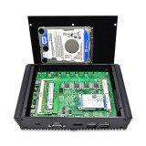 Qotom-Q330g4 Dual Core 4 RJ-45 I3 mini-ordinateur PC Pfsense routeur pare-feu AES-NI Desktop
