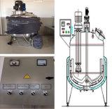 Réservoir de stockage de mélange de réservoir de réservoir électrique de chauffage d'acier inoxydable