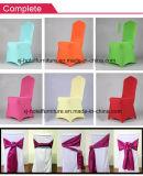 Cubierta de la silla del banquete de la boda para el hotel/al aire libre al por mayor/restaurante