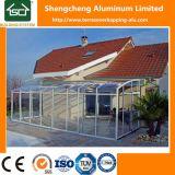 Sunroom предохранения от 100% UV с алюминиевой крышей поликарбоната рамки
