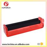 Cr159 cinco herramienta plástica de la prensa de batir del cigarrillo del tabaco de los colores que fuma 110m m
