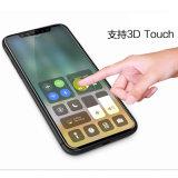 이동 전화 사용 iPhone x 5D 유리 프로텍터를 위한 유리제 Tempered 스크린 프로텍터