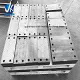Пользовательские обработки листового металла изготовление структурных углеродистой стали основание