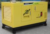 conjunto de generador diesel silencioso 110kw/137.5kVA accionado por Deutz Engine con la ISO y el Ce