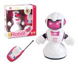 R/C robot met Muziek en Licht voor Jonge geitjes