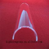 Hoja de encargo del vidrio de cuarzo del arco