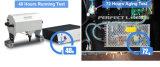 Billig direktes Teil, das pneumatische PUNKT Finne-Markierungs-Systems-Maschine für Metall markiert