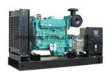 Portable100kVA do tipo silencioso conjunto gerador a diesel com certificado CE