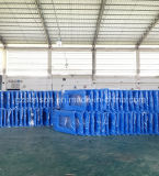 Roto из формованной пластмассы медицинских тележках изготовления оболочки (СС-28)