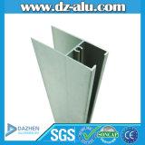 건축재료 창틀 미닫이 문을%s 인도네시아 알루미늄 단면도