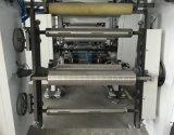 6 cores de alta velocidade do eixo de linha eletrônico Gravure máquina de impressão