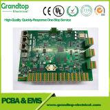 Conjunto da placa PCB de eletrônicos da linha de SMT e Wave-Soldering
