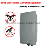 Wasserdichte eingebaute Antenneuav-Drohne-Hemmer THEORIE 2.4G 5.8g GPS