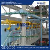 Máquinas de proceso del petróleo vegetal del sésamo de la planta de refinería del aceite de mesa
